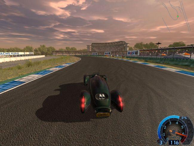 World Racing 2  Archiv - Screenshots - Bild 4