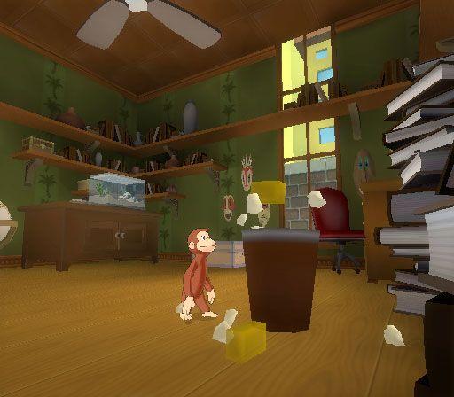 Curious George  Archiv - Screenshots - Bild 2