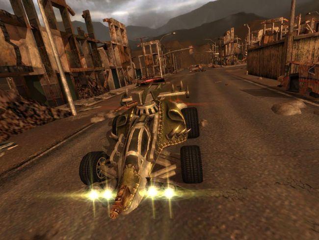 Auto Assault  Archiv - Screenshots - Bild 44