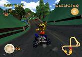 Pac-Man Rally  Archiv - Screenshots - Bild 18