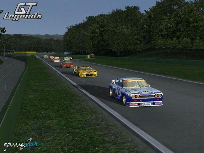 GT Legends  Archiv - Screenshots - Bild 9