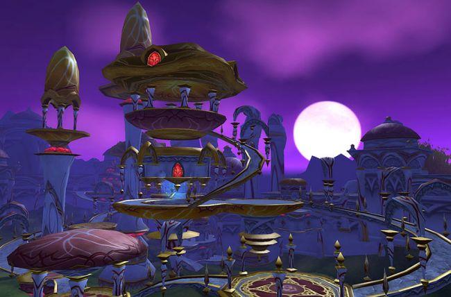 World of WarCraft: The Burning Crusade  Archiv - Screenshots - Bild 3