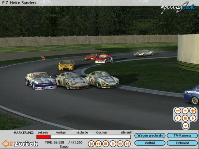 GT Legends  Archiv - Screenshots - Bild 11