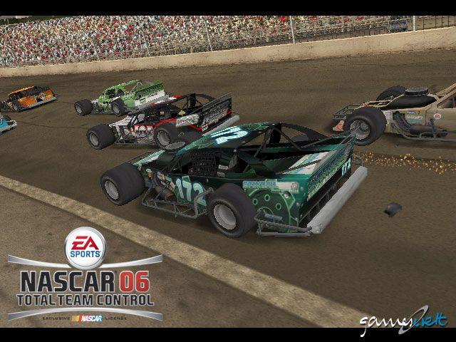 Nascar 06: Total Team Control  Archiv - Screenshots - Bild 7