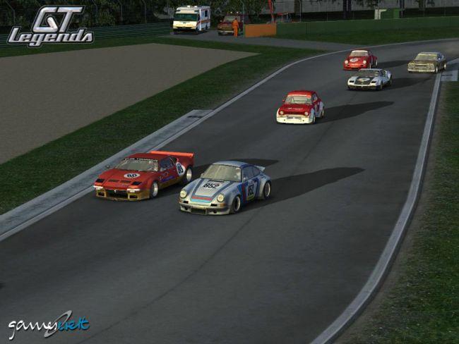 GT Legends  Archiv - Screenshots - Bild 10