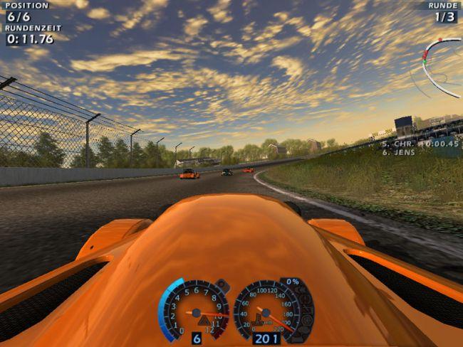 World Racing 2  Archiv - Screenshots - Bild 10