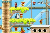 Madagascar: Operation Penguin (GBA)  Archiv - Screenshots - Bild 7