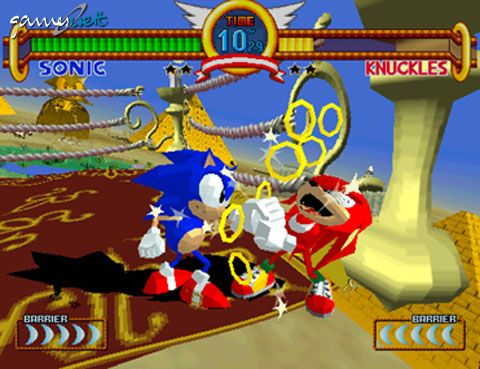 Sonic Gems Collection  Archiv - Screenshots - Bild 3