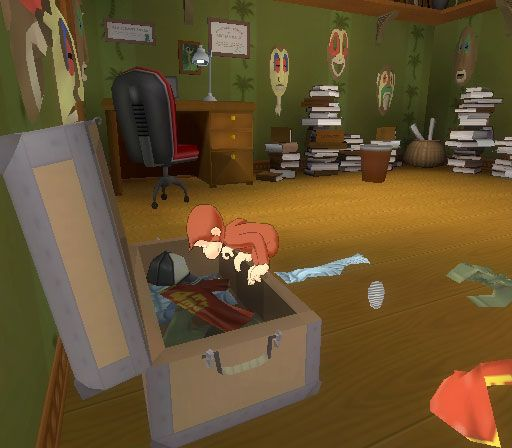 Curious George  Archiv - Screenshots - Bild 18