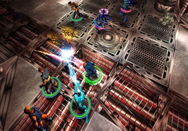 X-Men Legends 2: Rise of Apocalypse (PSP)  Archiv - Screenshots - Bild 2