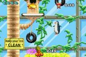 Madagascar: Operation Penguin (GBA)  Archiv - Screenshots - Bild 6