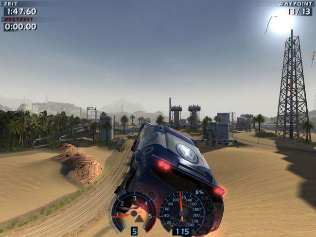 World Racing 2  Archiv - Screenshots - Bild 5