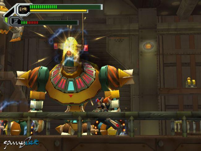 Mega Man X8  Archiv - Screenshots - Bild 8