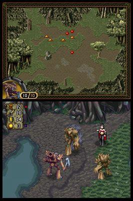 Mage Knight: Destiny's Soldier (DS)  Archiv - Screenshots - Bild 4