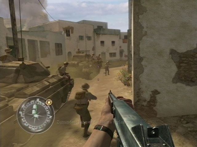 Call of Duty 2  Archiv - Screenshots - Bild 5