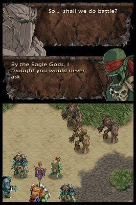 Mage Knight: Destiny's Soldier (DS)  Archiv - Screenshots - Bild 5