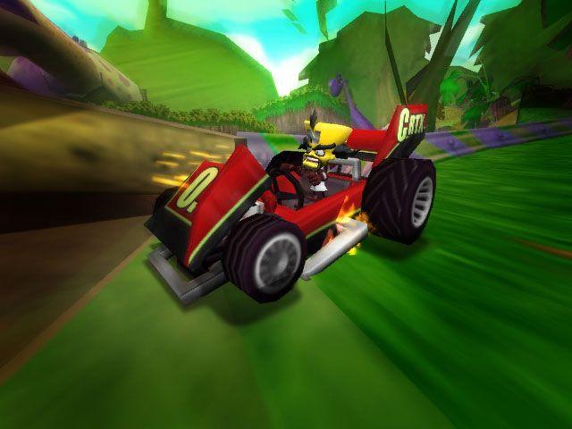 Crash Tag Team Racing  Archiv - Screenshots - Bild 8