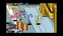 Capcom Classics Collection Remixed (PSP)  Archiv - Screenshots - Bild 4