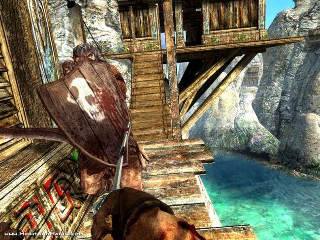 Dark Messiah of Might & Magic Archiv #1 - Screenshots - Bild 81