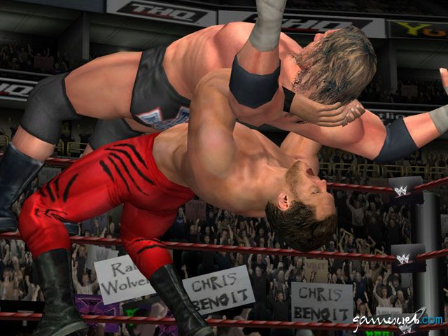 WWE Day of Reckoning  Archiv - Screenshots - Bild 11