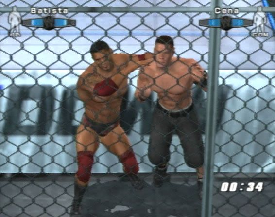 WWE SmackDown! vs. RAW 2006  Archiv - Screenshots - Bild 9
