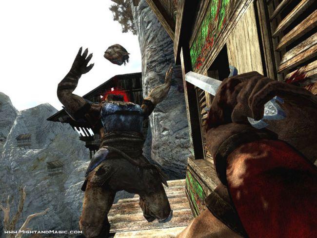 Dark Messiah of Might & Magic Archiv #1 - Screenshots - Bild 79