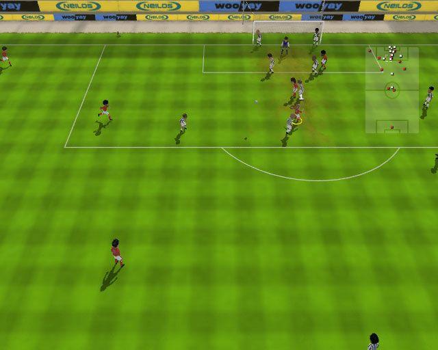 Sensible Soccer  Archiv - Screenshots - Bild 9