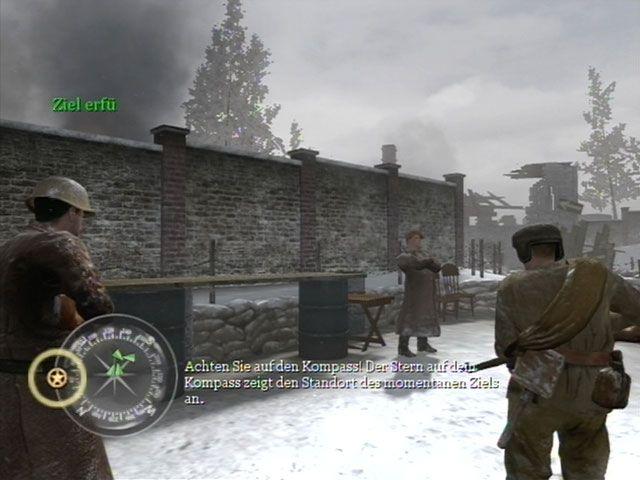 Call of Duty 2  Archiv - Screenshots - Bild 3