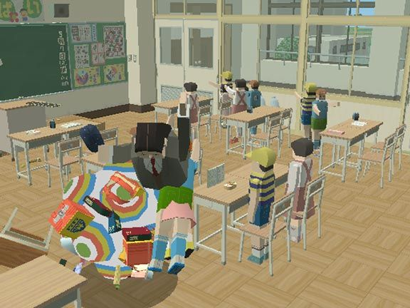 We Love Katamari  Archiv - Screenshots - Bild 14