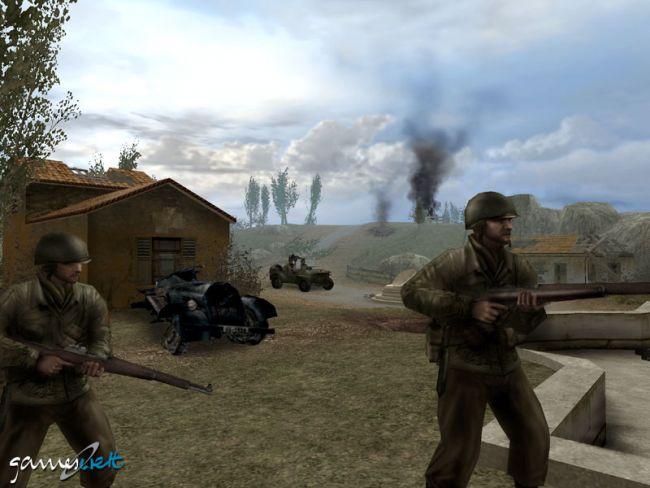 Call of Duty 2: Big Red One  Archiv - Screenshots - Bild 22