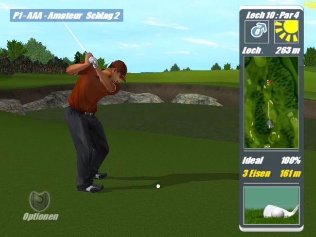 Gametrak: Real World Golf  Archiv - Screenshots - Bild 5