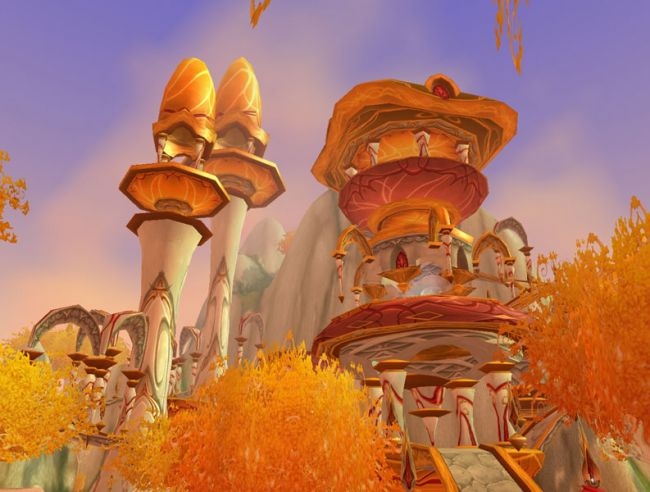 World of WarCraft: The Burning Crusade  Archiv - Screenshots - Bild 166