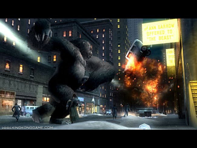 King Kong  Archiv - Screenshots - Bild 16