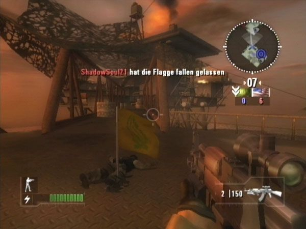 Battlefield 2: Modern Combat  Archiv - Screenshots - Bild 6