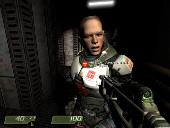 Quake 4  Archiv - Screenshots - Bild 2