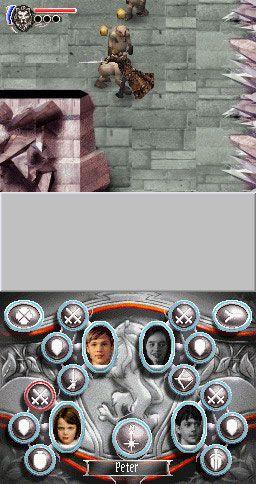 Die Chroniken von Narnia (DS)  Archiv - Screenshots - Bild 17