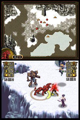 Mage Knight: Destiny's Soldier (DS)  Archiv - Screenshots - Bild 6