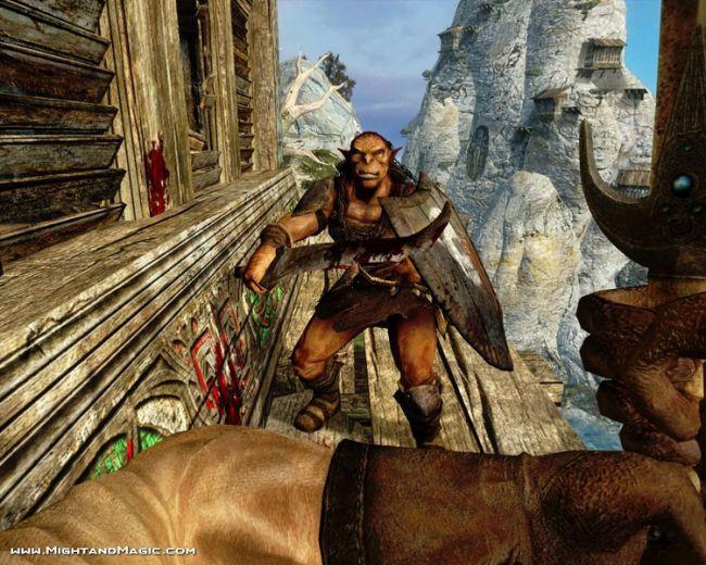 Dark Messiah of Might & Magic Archiv #1 - Screenshots - Bild 77