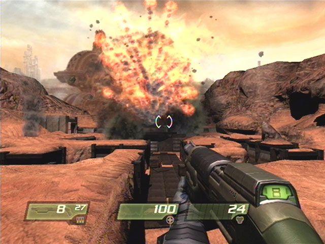 Quake 4  Archiv - Screenshots - Bild 9