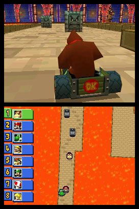 Mario Kart DS (DS)  Archiv - Screenshots - Bild 8