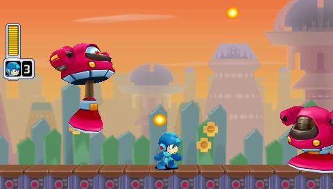 Mega Man Powered Up (PSP)  Archiv - Screenshots - Bild 14