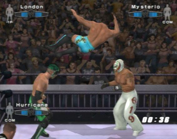 WWE SmackDown! vs. RAW 2006  Archiv - Screenshots - Bild 10