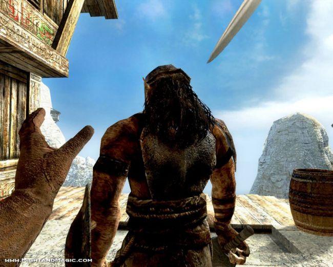Dark Messiah of Might & Magic Archiv #1 - Screenshots - Bild 83