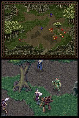 Mage Knight: Destiny's Soldier (DS)  Archiv - Screenshots - Bild 3
