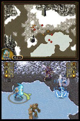 Mage Knight: Destiny's Soldier (DS)  Archiv - Screenshots - Bild 7