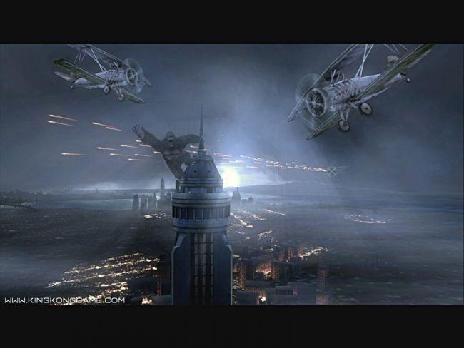 King Kong  Archiv - Screenshots - Bild 15
