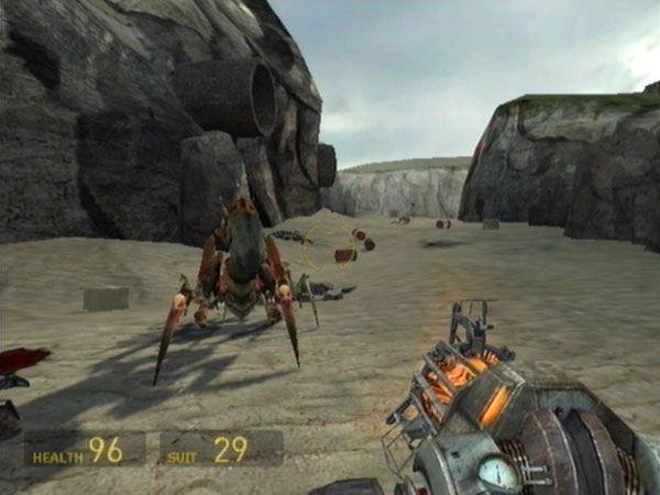 Half-Life 2  Archiv - Screenshots - Bild 12