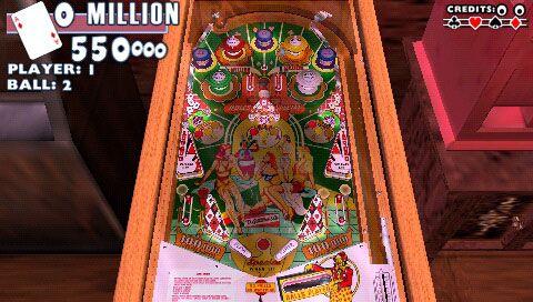 Gottlieb Pinball Classics (PSP)  Archiv - Screenshots - Bild 27