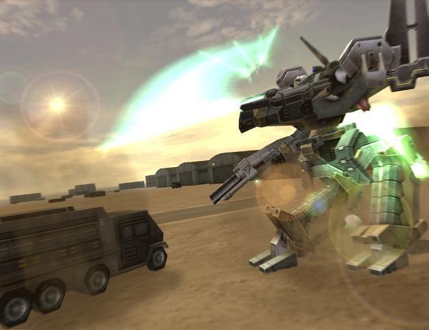 Armored Core: Last Raven  Archiv - Screenshots - Bild 6