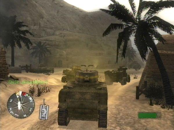 Call of Duty 2: Big Red One  Archiv - Screenshots - Bild 6